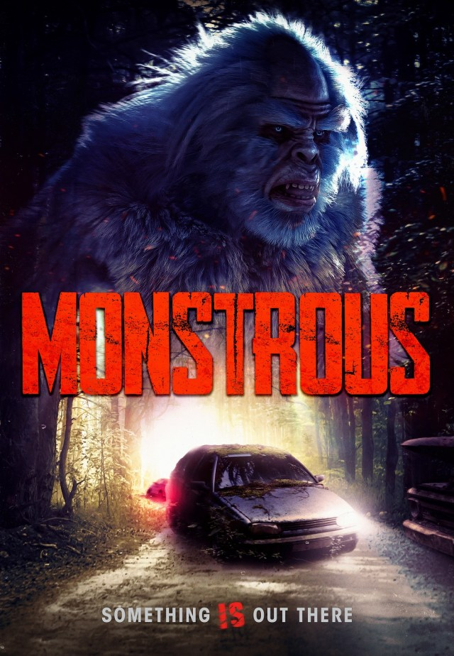 [News] MONSTROUS Arriving On Demand & DVD on August 11