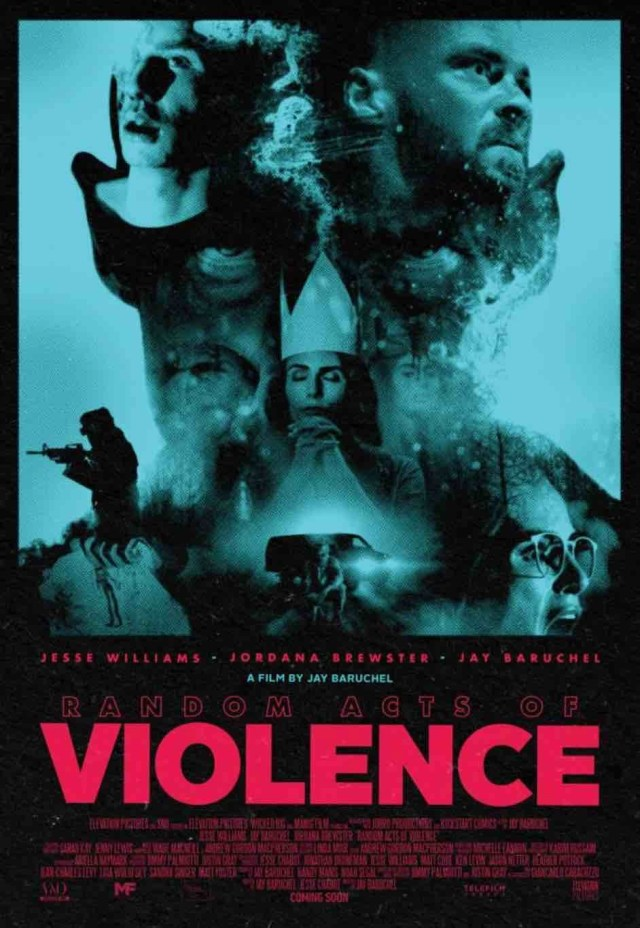 [News] Check Out The Red-Band Trailer for RANDOM ACTS OF VIOLENCE
