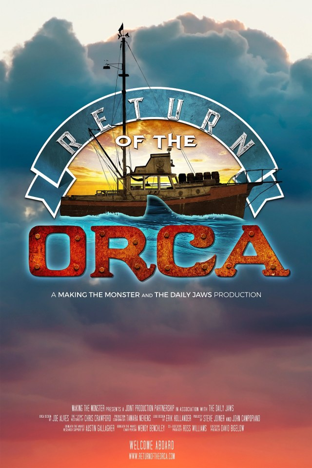 [News] JAWS' The Orca Returns for Marine Life Conservation