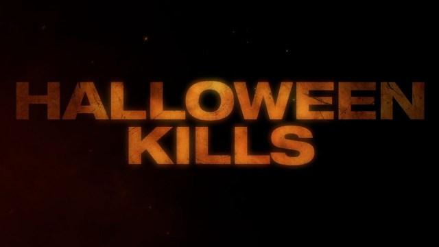 [News] HALLOWEEN KILLS Teaser Released During BlumFest