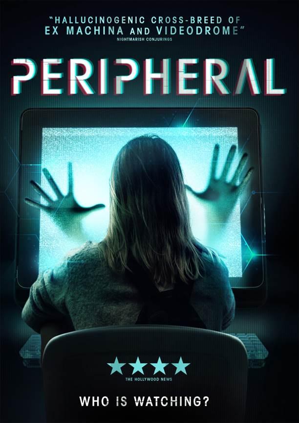 [News] Paul Hyett's PERIPHERAL Gets New Poster for UK Release