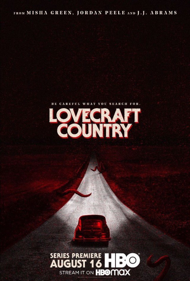 [News] LOVECRAFT COUNTRY Will Premiere on HBO on August 16