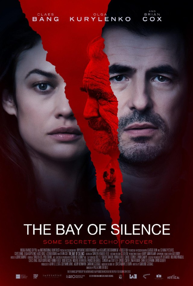 [News] Hitchcockian Thriller THE BAY OF SILENCE Arriving August 14