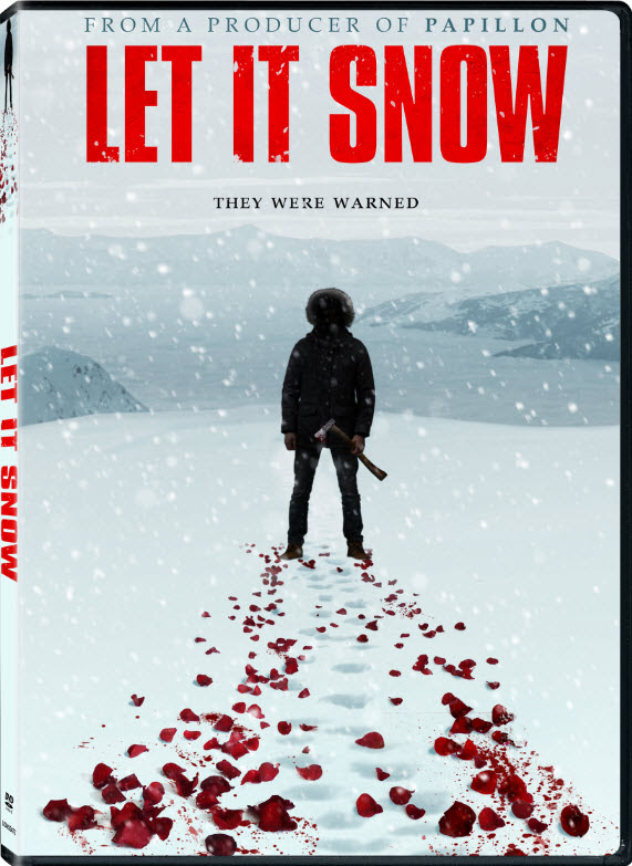 [News] Lionsgate's Terrifying Thriller LET IT SNOW Coming to Digital & DVD This September!