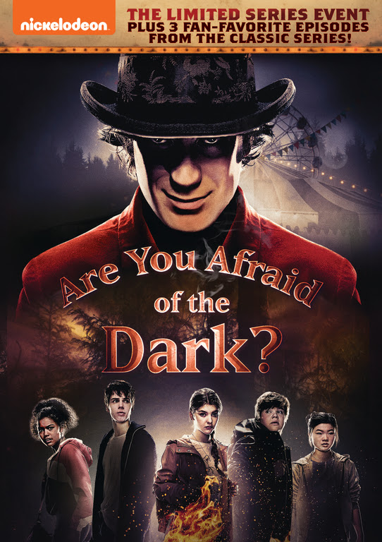 [Giveaway] Win a Copy of ARE YOU AFRAID OF THE DARK?