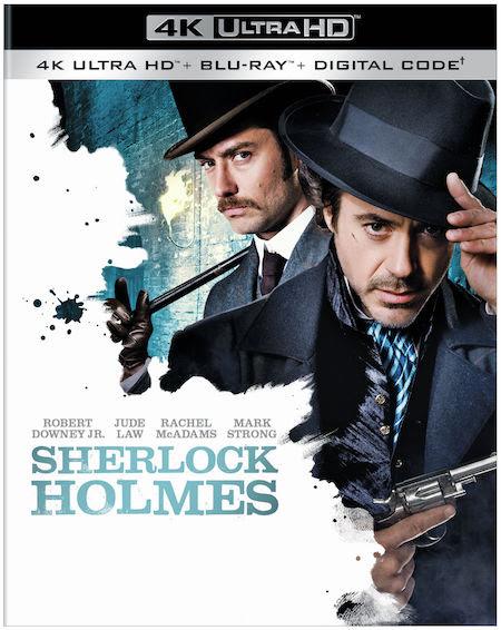 [Blu-ray/DVD Review] SHERLOCK HOLMES