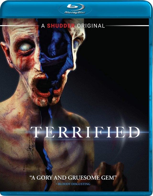 [News] TERRIFIED Arriving on Blu-ray & DVD on September 1