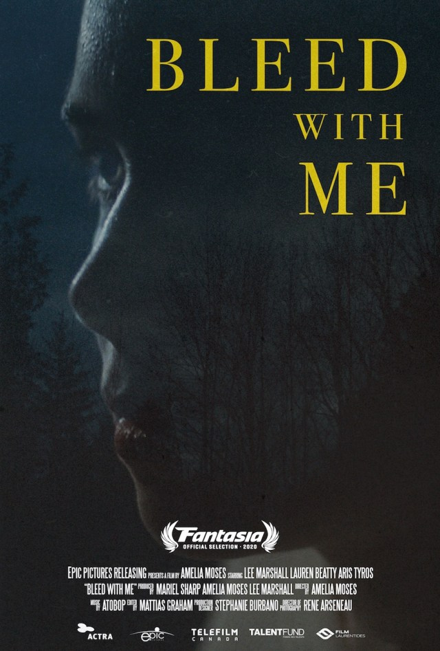 [Fantasia Digital 2020 Review] BLEED WITH ME