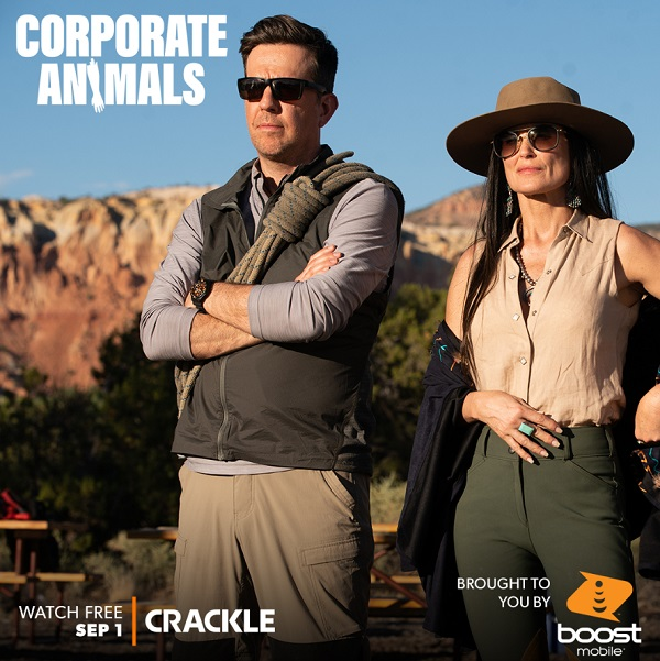 [News] Crackle Announces Launch of Horror-Comedy CORPORATE ANIMALS