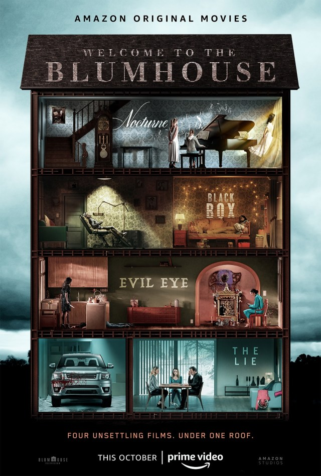 [Capsule Review] THE LIE and BLACK BOX: WELCOME TO THE BLUMHOUSE