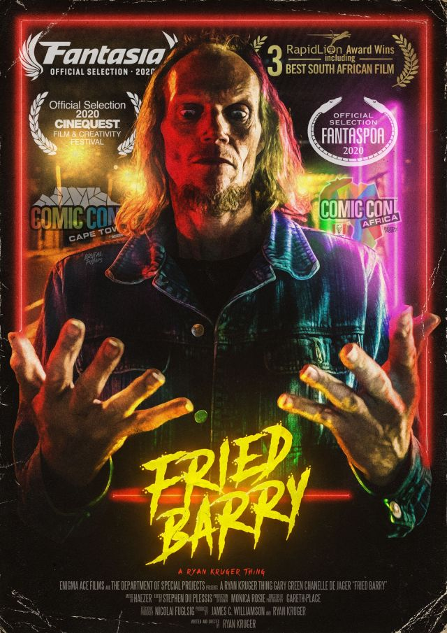 [Fantasia Digital 2020 Review] FRIED BARRY