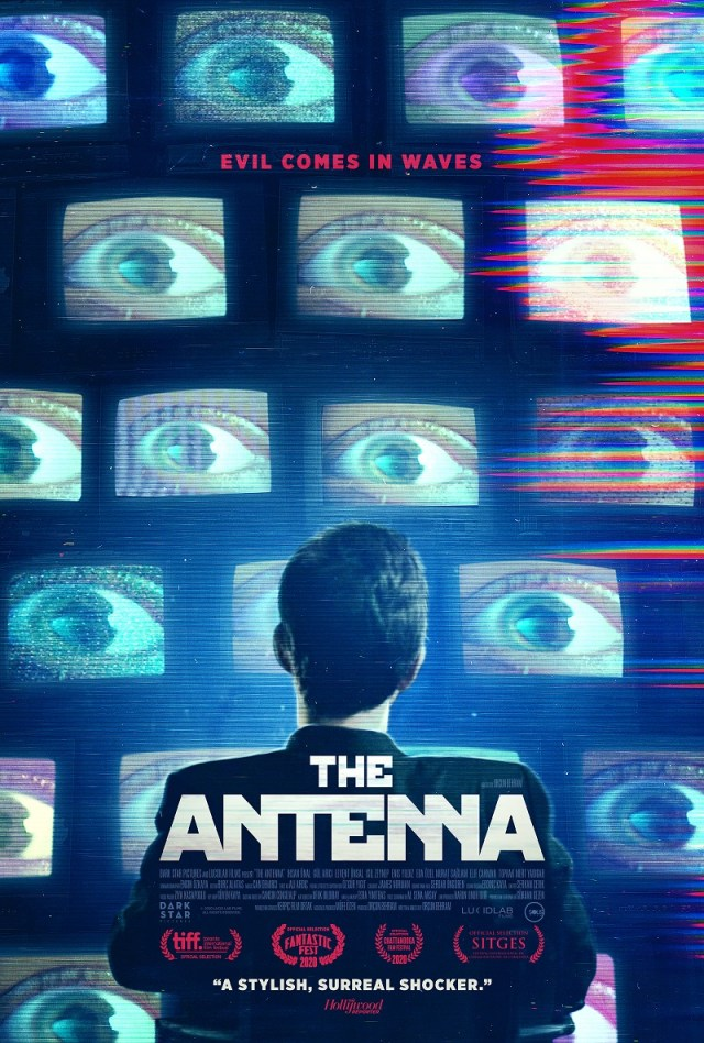 [News] Dark Star Pictures Unveils Trailer for Dystopian THE ANTENNA