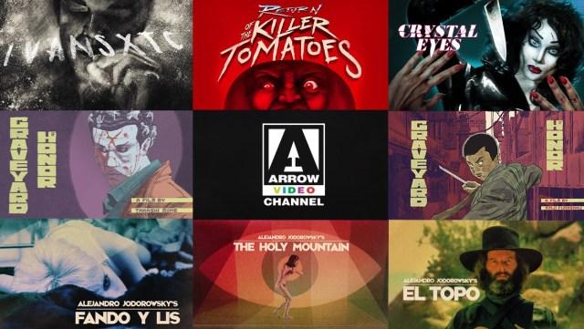 [News] Arrow Video Channel Announces Genre September Line-Up