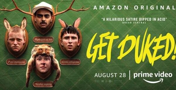 [Video Interview] Writer/Director Ninian Doff for GET DUKED!