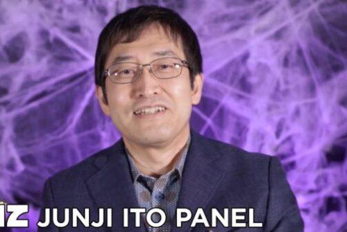 [Comic-Con@Home Panel Recap] VIZ: A HAUNTING CONVERSATION WITH JUNJI ITO