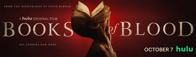 [Interview] Britt Robertson for BOOKS OF BLOOD