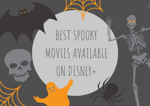 [Listicle] Best Spooky Movies on Disney+