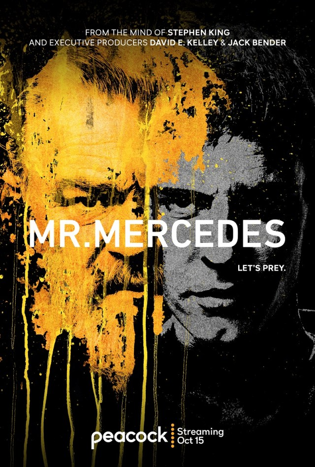 [News] Peacock Announces MR MERCEDES Launching Exclusively October 15