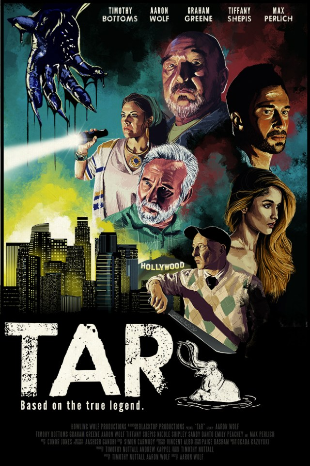 [News] Aaron Wolf's TAR Rises From The Depths in New Trailer