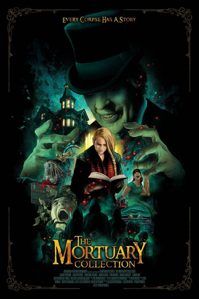 [Fantasia Digital 2020 Review] THE MORTUARY COLLECTION