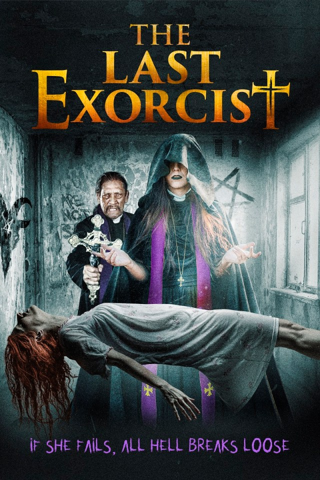 [News] Danny Trejo is THE LAST EXORCIST in New Trailer