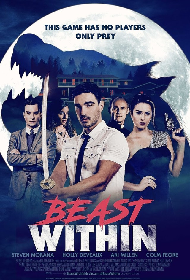 [News] Horror-Whodunit BEAST WITHIN Now Available on VOD & Digital