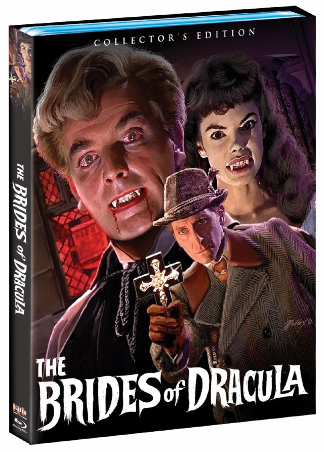 [News] THE BRIDES OF DRACULA Collector's Edition Arrives November 10