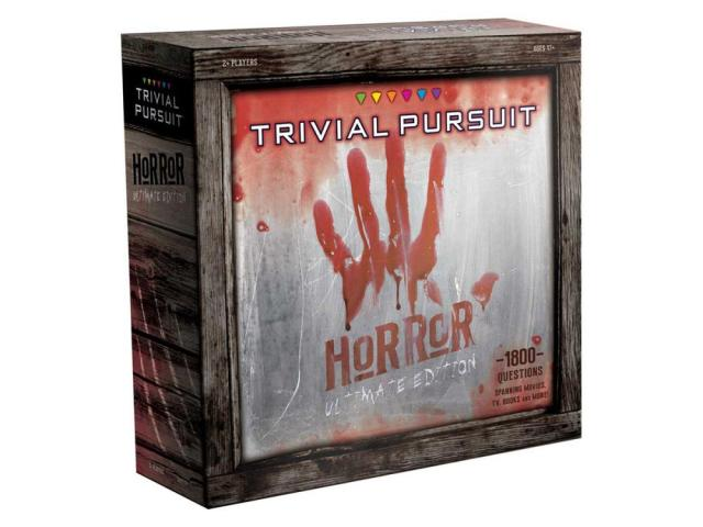[Game Review] TRIVIAL PURSUIT HORROR: ULTIMATE EDITION