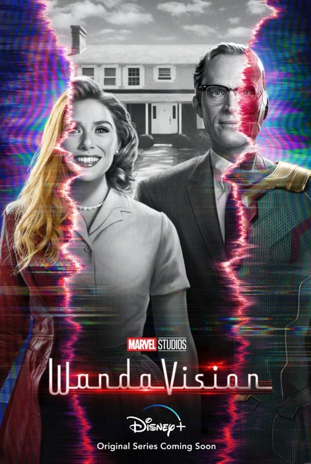[News] Marvel Studios' WandaVision Trailer Unveiled During Emmy Awards