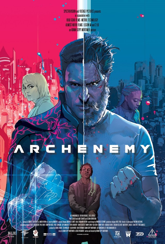 [News] ARCHENEMY Arrives in Theaters, Digital & VOD December 11
