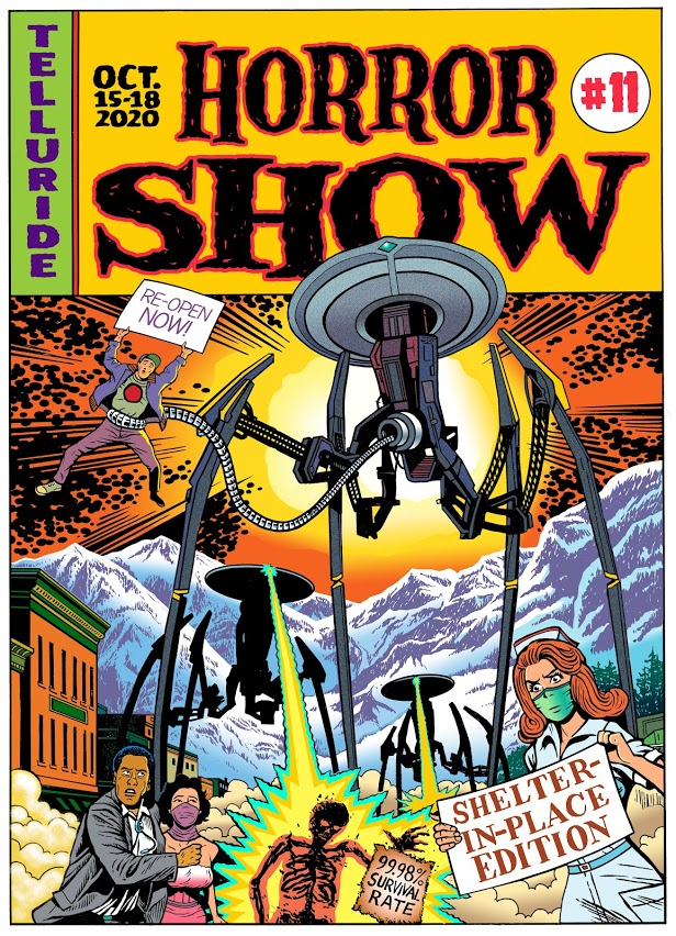 [News] Telluride Horror Show Announces Full Lineup