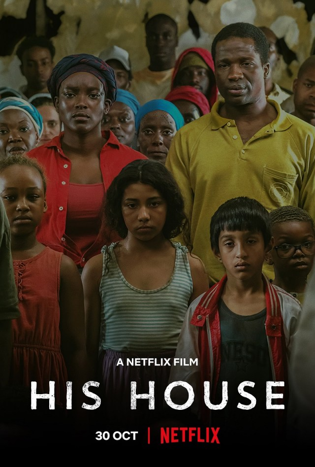[Movie Review] HIS HOUSE