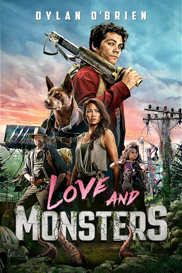 [Movie Review] LOVE AND MONSTERS