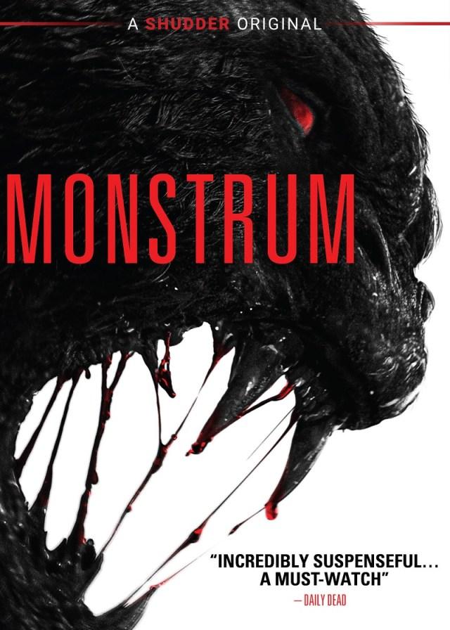 [News] MONSTRUM Arrives On VOD, Digital, DVD & Blu-ray November 17