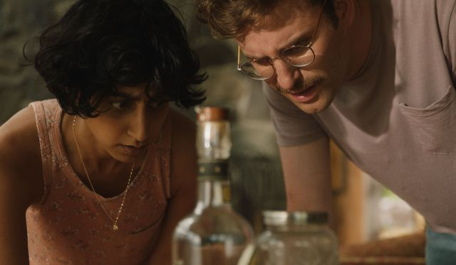 Su and Jack discover that ethanol is missing from their items.