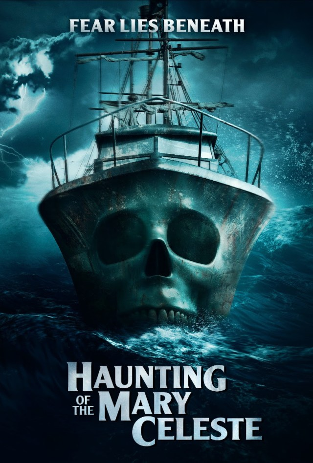 [News] HAUNTING OF THE MARY CELESTE Available Now On-Demand & Digital