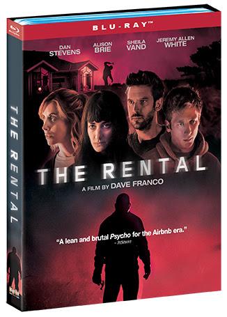 [News] THE RENTAL Arrives on Blu-ray on December 1