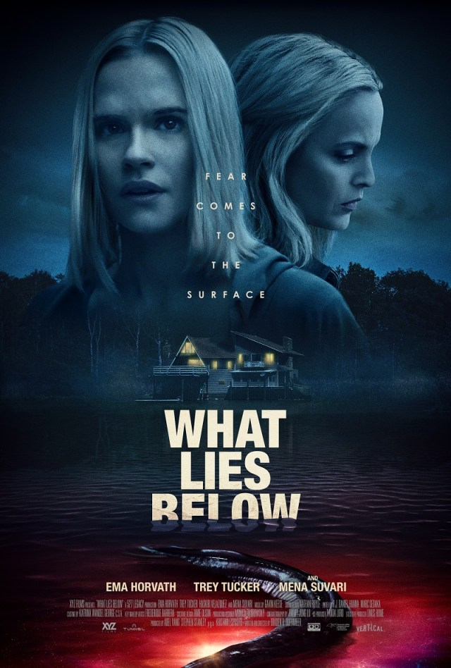 [News] WHAT LIES BELOW Rises to the Surface December 4th
