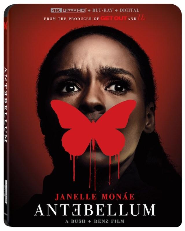 [News] ANTEBELLUM Arrives on 4K, Blu-ray, DVD & Digital Tomorrow!