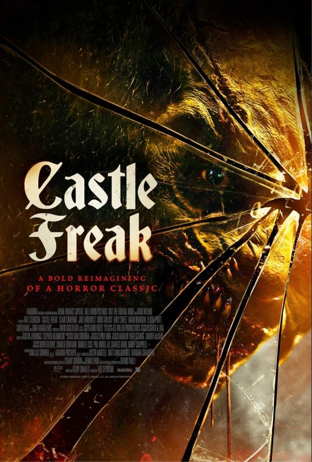 [News] CASTLE FREAK Trailer & Poster Revealed