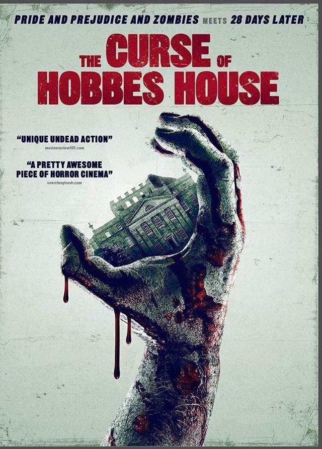 [News] THE CURSE OF HOBBES HOUSE Arrives on VOD, Digital, & DVD December 15