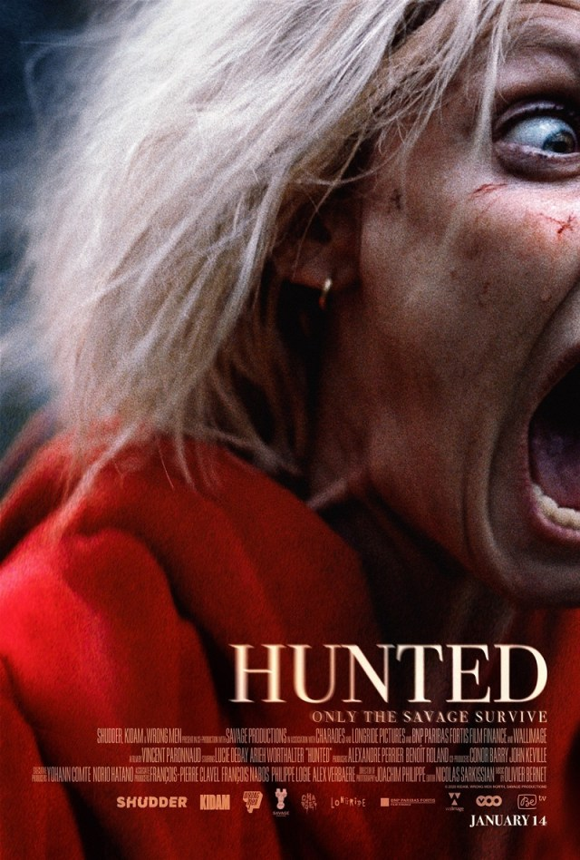 [Movie Review] HUNTED