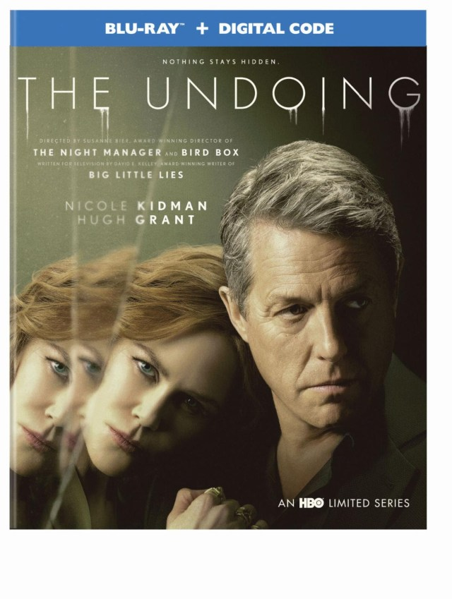 [News] THE UNDOING Arrives on Blu-ray & DVD March 2021