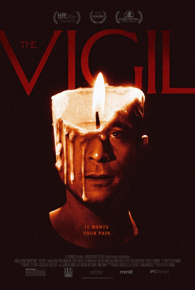 [News] THE VIGIL Keeps The Candle Lit in New Poster