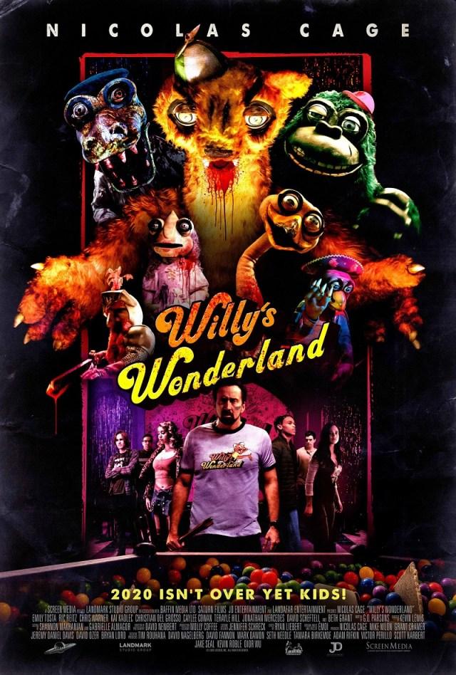 [News] WILLY'S WONDERLAND is Nightmare Fuel in Latest Trailer