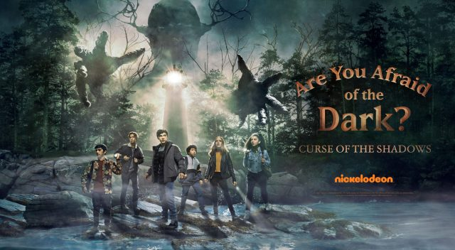 [Review] ARE YOU AFRAID OF THE DARK?: CURSE OF THE SHADOWS