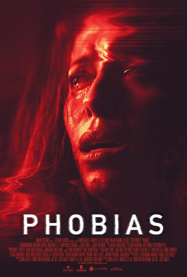 [News] PHOBIAS - Embrace Your Fear in Latest Trailer