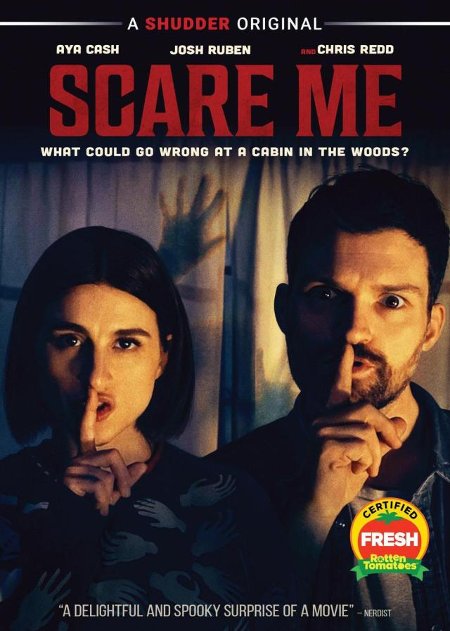 [News] SCARE ME Arrives on Blu-ray & DVD on March 2