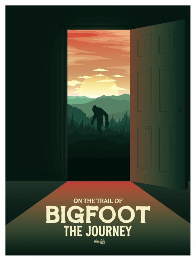 [News] ON THE TRAIL OF BIGFOOT: THE JOURNEY - Check Out The Trailer
