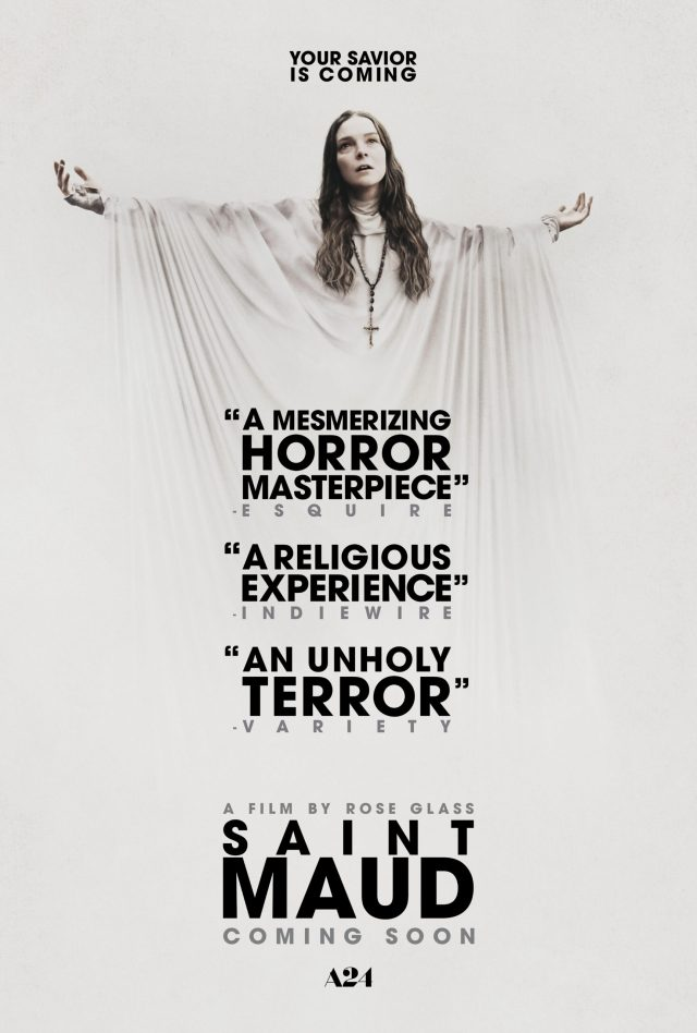 [News] SAINT MAUD To Premiere on EPIX Feb. 12th